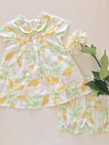 Renkli İkili Elbise