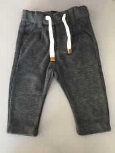 Kalın Pamuklu Pantolon