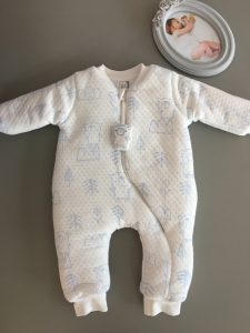 Figürlü Bebek Uyku Tulumu