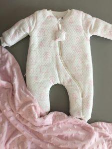 Kız Bebek Uyku Tulumu